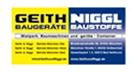 Geith Niggle Baugeräte und Stoffe